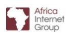 Africa internet services
