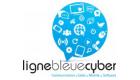 Ligne bleue cyber